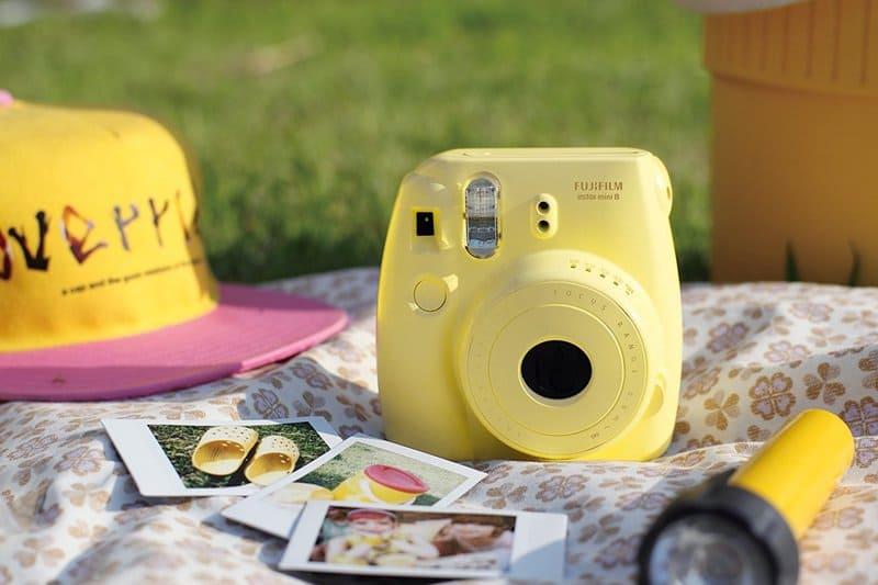 cámara instax mini 8