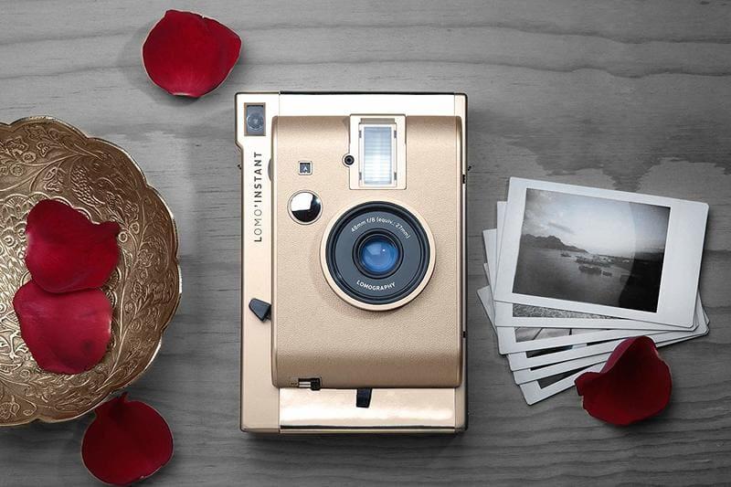 cámara instantánea precio