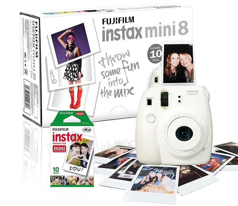 Cámara de fotos Instax Mini 8 de fujifilm al mejor precio