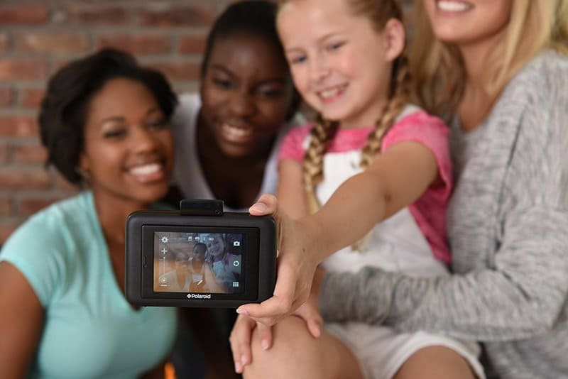 ventajas cámara polaroid Snap Touch barata