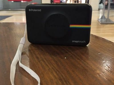 polaroid snap touch precio