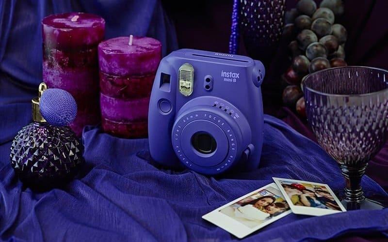maquina de fotos instantanea fujifilm
