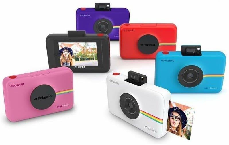 como hacer fotos polaroid camaras